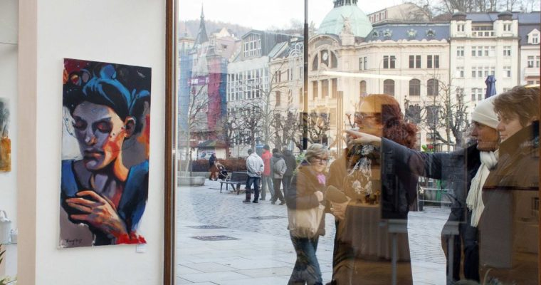 Stadtgalerie Karlovy Vary
